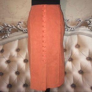 Millard Fillmore VTG style A-line Skirt